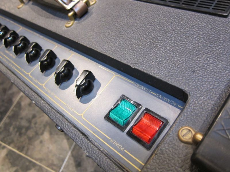画像3: VOX AC30 Top Boost 70's Made in England