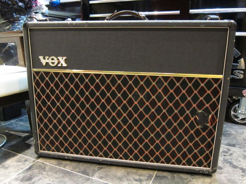 画像1: VOX AC30 Top Boost 70's Made in England
