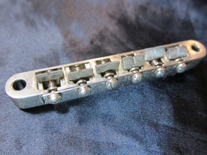 画像1: Tune-O-Matic for Gibson Les Paul / ABR-1