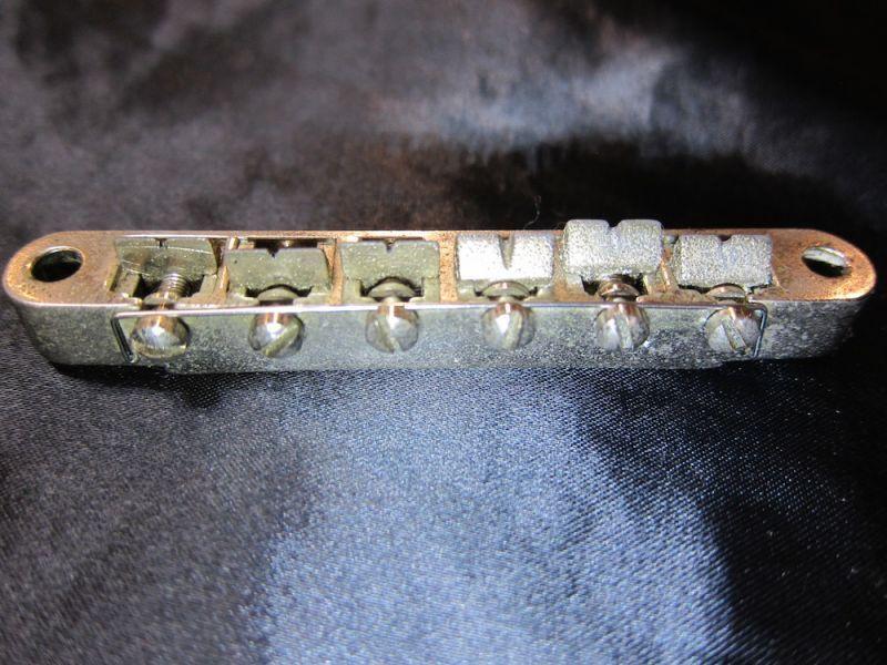 画像2: Tune-O-Matic for Gibson Les Paul / ABR-1