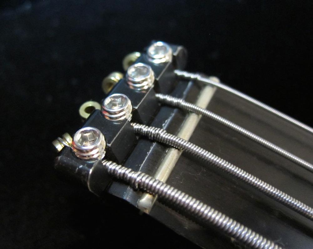 """画像2: Steinberger L2 Bass """"Headpiece Hex Setscrew""""  / STN"""