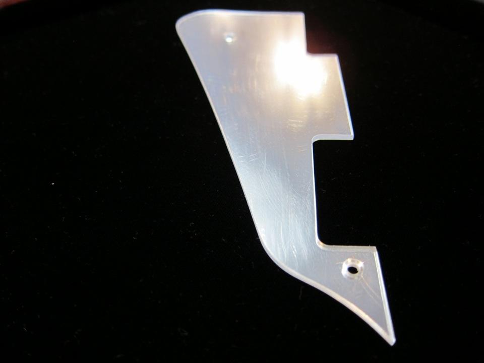 画像2: Gibson LP Pickguard ''JOHN SYKES''/ Mirror