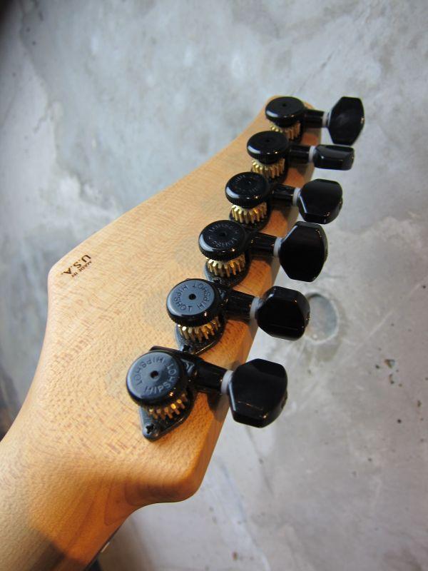 画像3: Suhr Classic Chambared Stratocaster Model / Flat Black