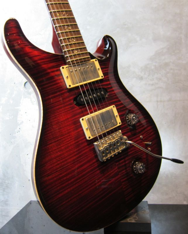 画像2: Paul Reed Smith Custom 22 Special 10 Top / Fire Red Burst Limited. 40