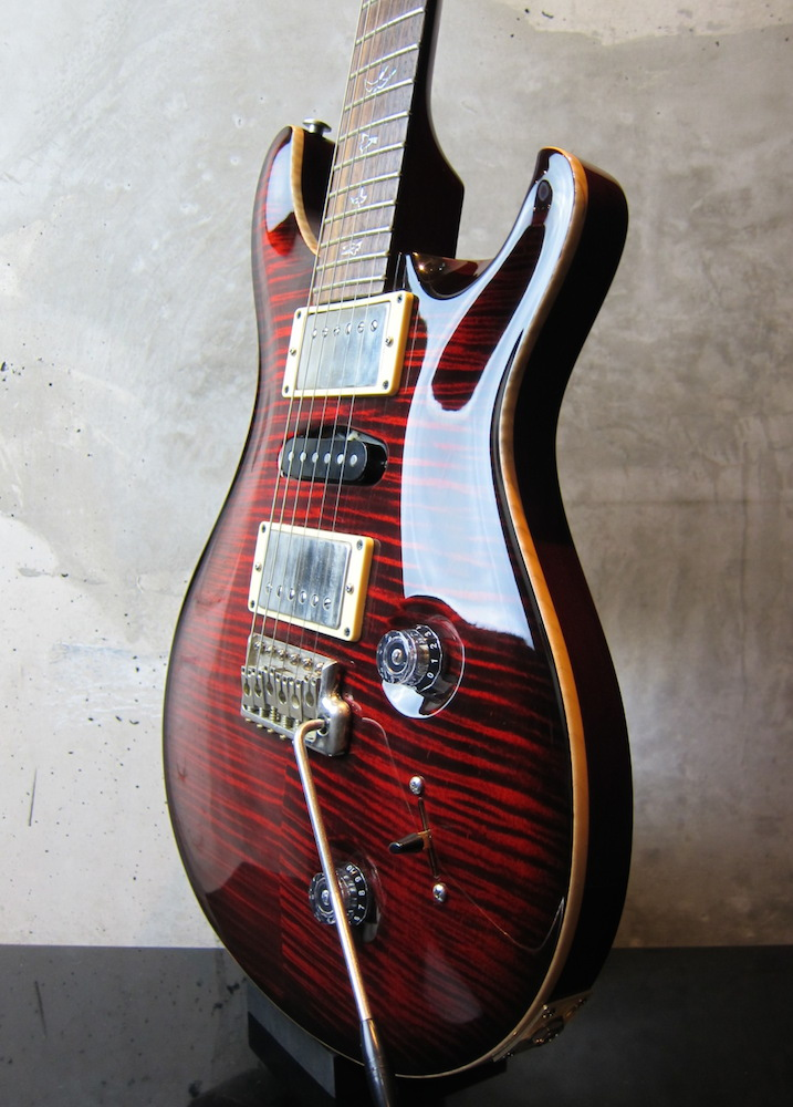 画像3: Paul Reed Smith Custom 22 Special 10 Top / Fire Red Burst Limited. 40