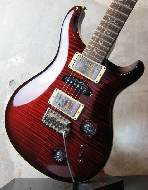 画像1: Paul Reed Smith Custom 22 Special 10 Top / Fire Red Burst Limited. 40
