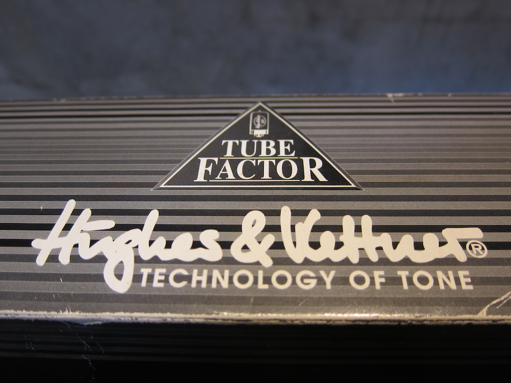 画像5: Hughes&Kettner TUBE FACTOR OverDrive/Distortion