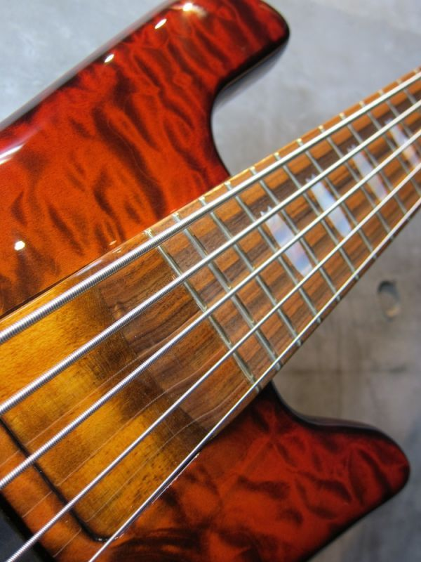 画像3: Spector USA NS-5H2 / Ultra Amber