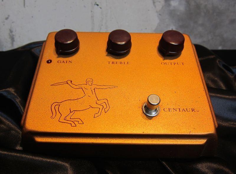 画像1: Klon CENTAUR Gold Case Short Tail