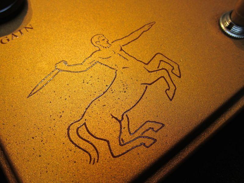 画像4: Klon CENTAUR Gold Case Short Tail