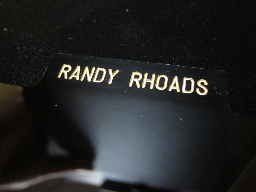 画像2: Gibson Les Paul Pickguard Randy Rhoads