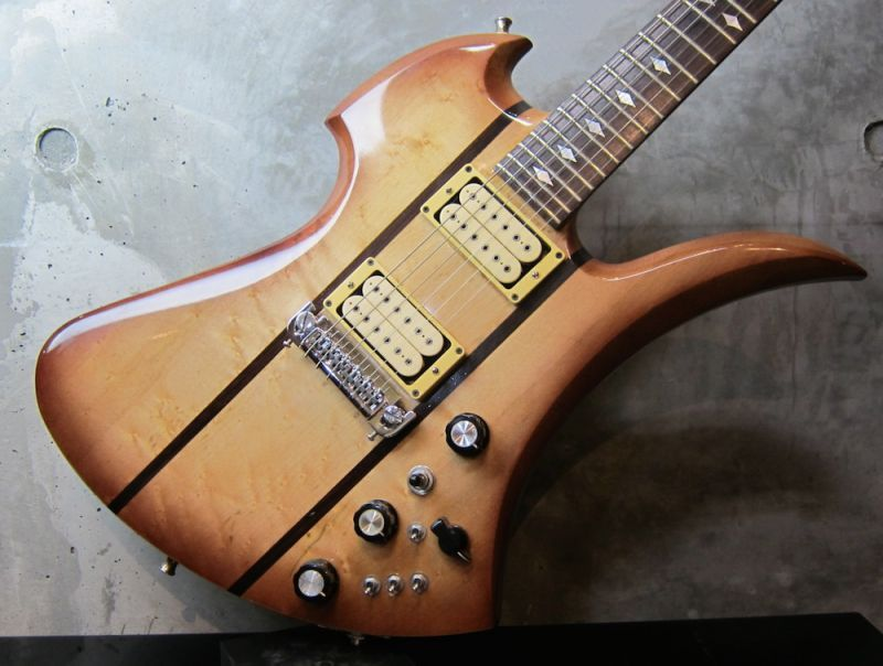 画像2: B.C. Rich Vintage Mockingbird / Pudding Maple