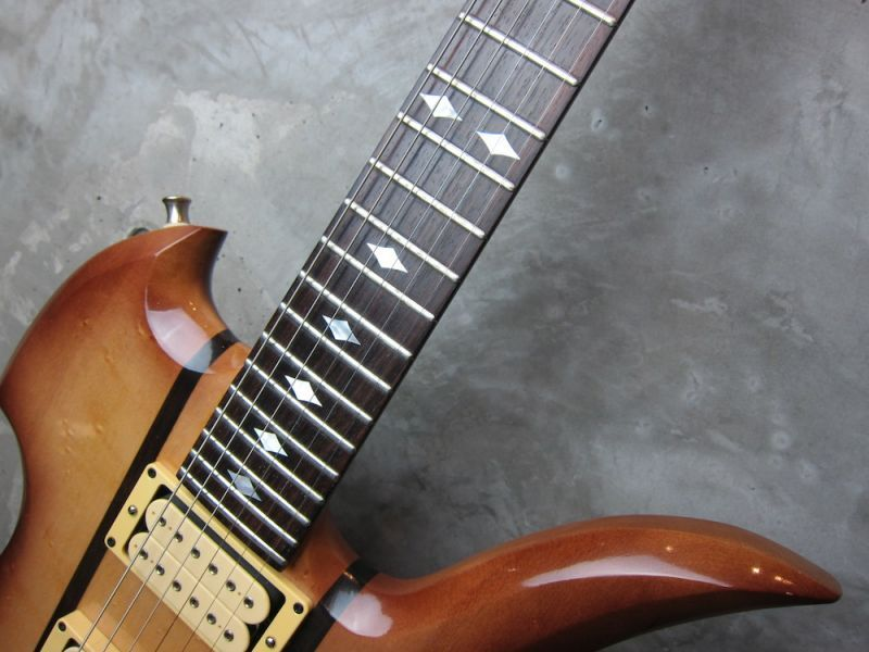 画像4: B.C. Rich Vintage Mockingbird / Pudding Maple