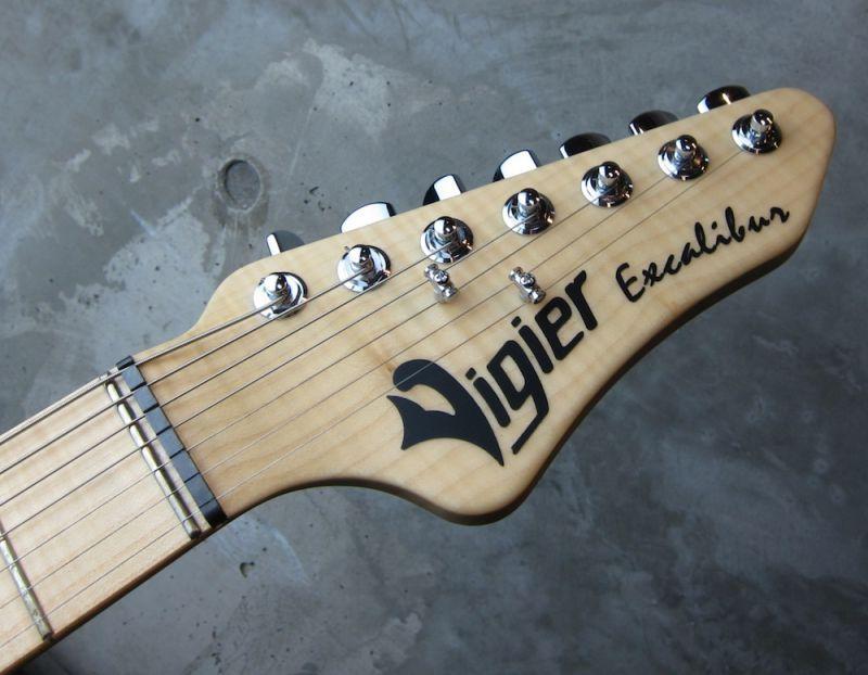 画像2: Vigier Excalibur Supra 7 String / Urban Metal