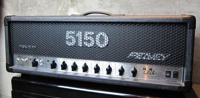 画像1: PEAVEY 5150 Black