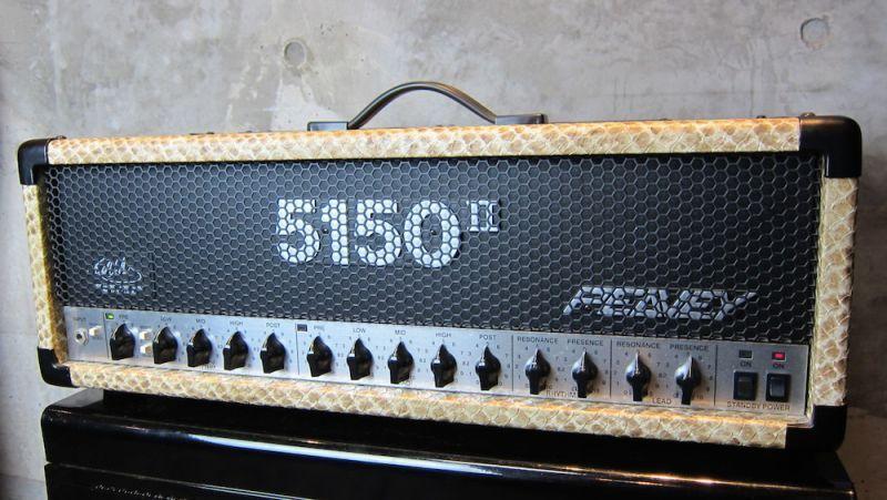 画像1: PEAVEY 5150 II Snake Skin