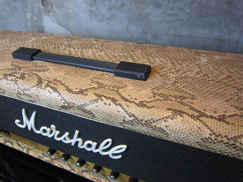 画像3: Marshall JCM800 MKII Snake Skin