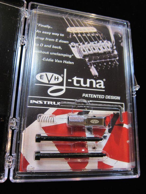 画像2: EVH D-Tuna Silver