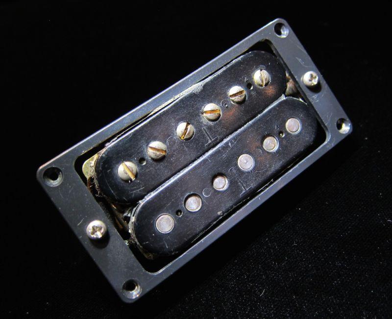画像1: Gibson T Top Patent Number Humbucker Pickup '75 / Neck