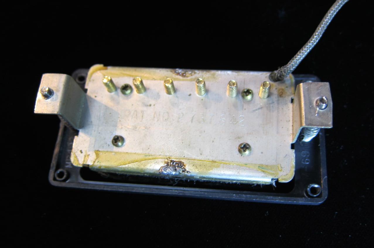 画像2: Gibson T Top Patent Number Humbucker Pickup '75 / Neck