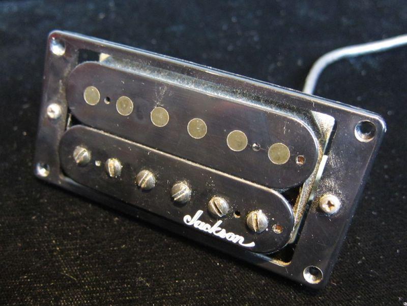 画像1: Jackson J-50 N Vintage Pickup