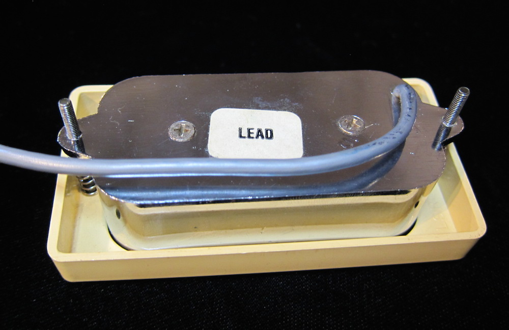 画像3: Bill Lawrence  USA L-500 Lead / Vintage Pickup