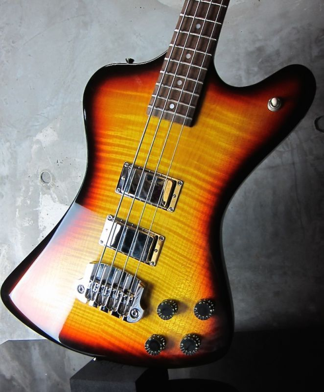 画像1: RS Guitarworks Thunderbird Bass Prototype / Sunburst