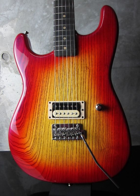 画像1: RS Guitarworks Old School Twisted / Cherry Burst Pearl