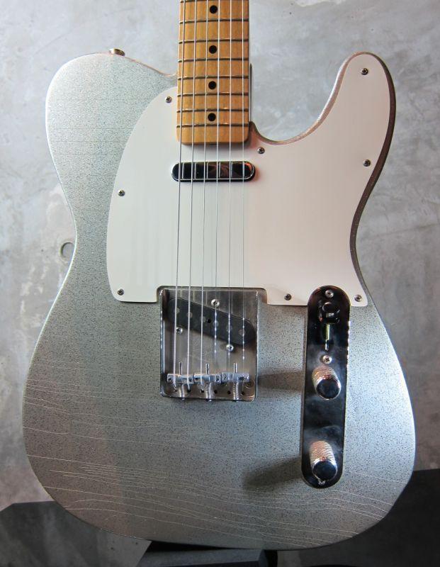 画像1: RS Guitarworks Superlative KV / Silver Sparkle