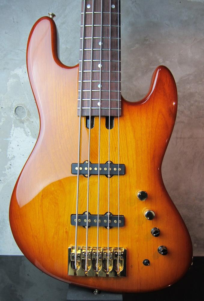 画像1: Pensa 5-String Jazz Bass ☆625000円⇒⇒⇒ 580000円期間限定特価☆