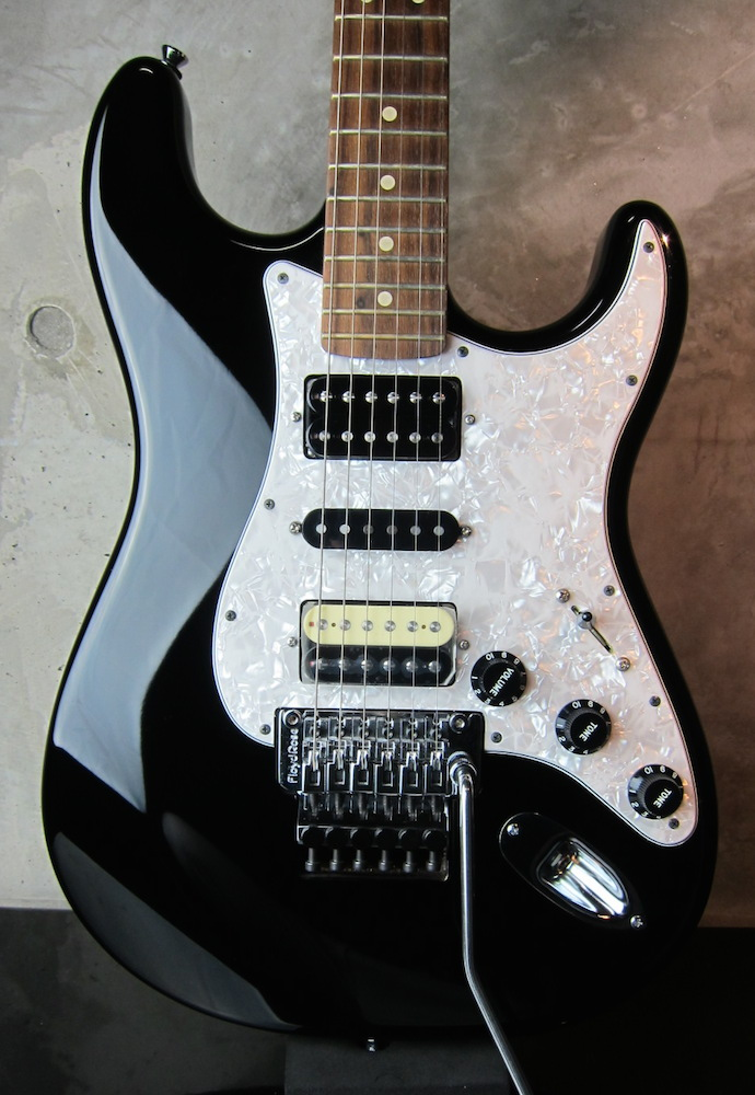画像1: Warmoth USA Vintage Modern Stratocaster / Custom Black