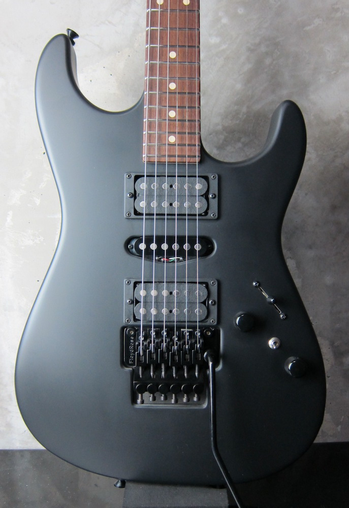 画像1: Tom Anderson Pro Am Satin Black