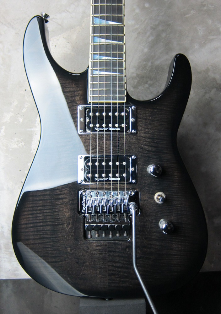 画像1: Jackson USA SL-2HF Trans Black Metallic
