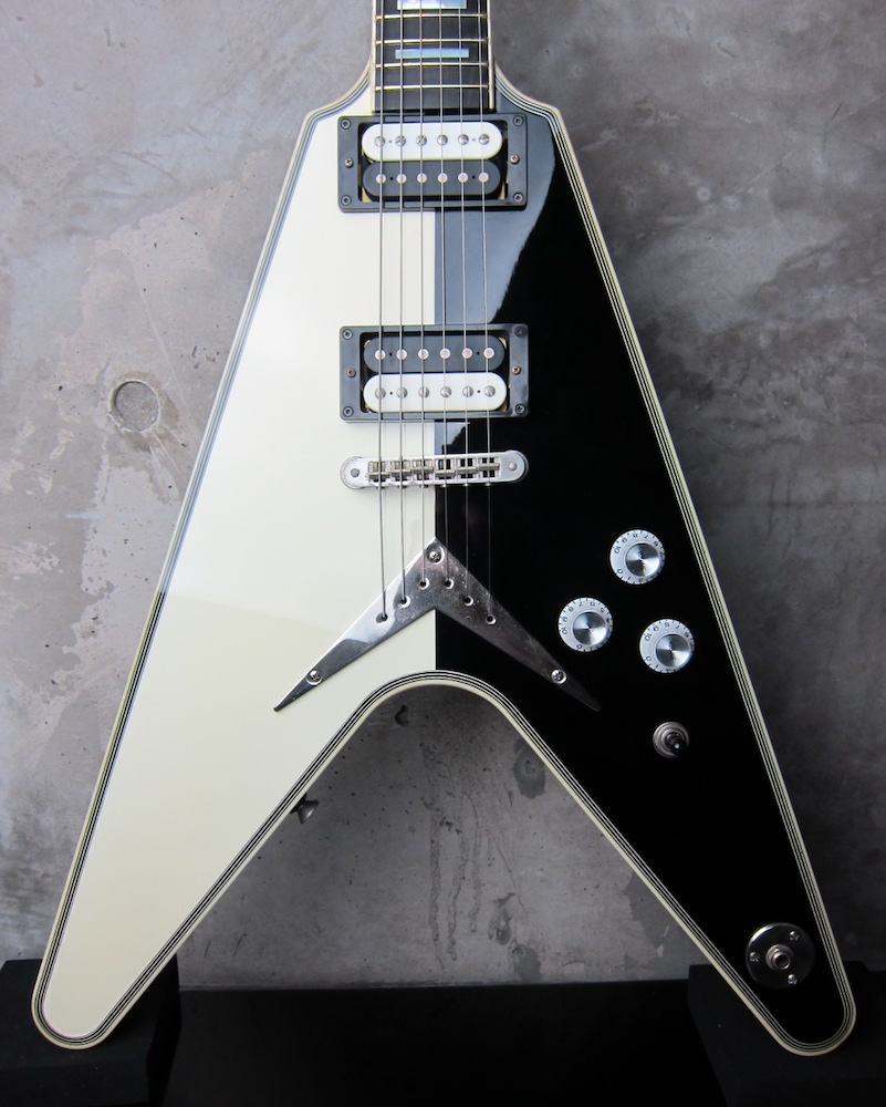 画像1: DEAN USA Michael Schenker Flying V 2005 / 100 Limited