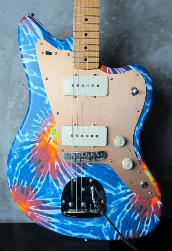 画像1: RS Guitarworks Surfmaster 57 Blue Tie-Dye