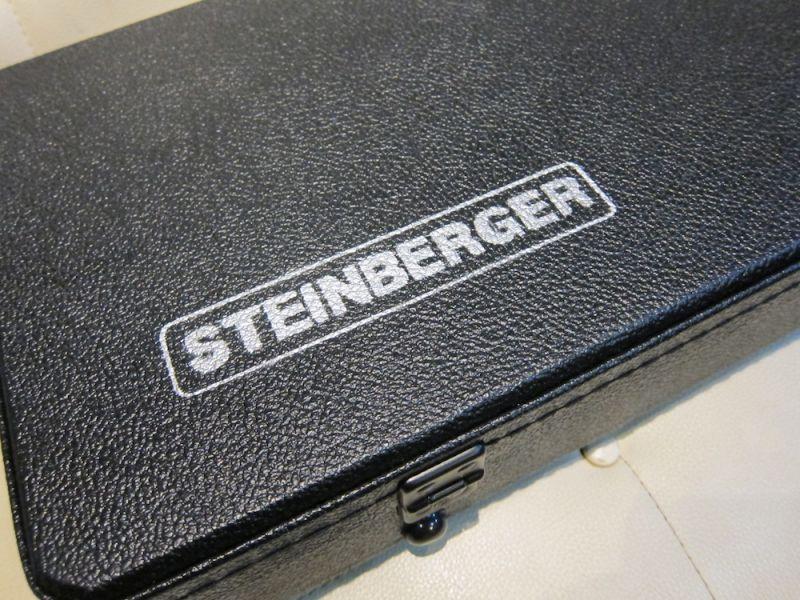 画像1: Steinberger Vintage Hard Case for GL