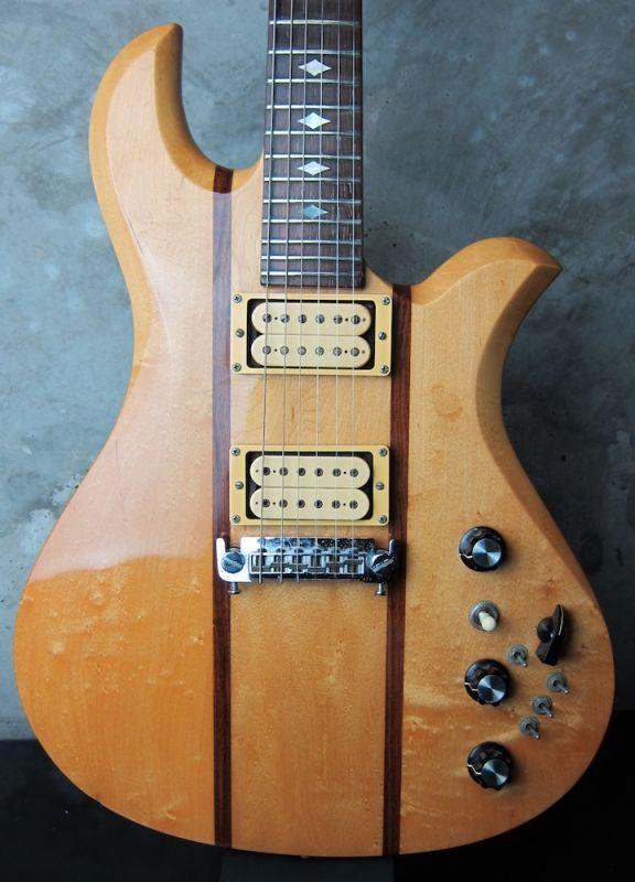 B C Rich Usa Vintage Eagle Guitar Late 70 S 和久屋