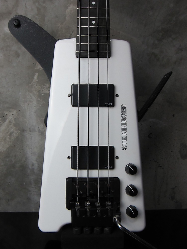 画像1: Steinberger XL-2T White '88