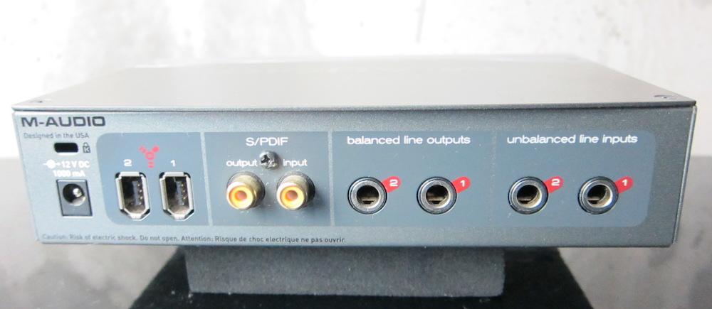 画像2: M-Audio FireWire Solo