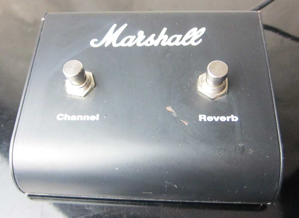 画像1: Marshall Footswitch P802