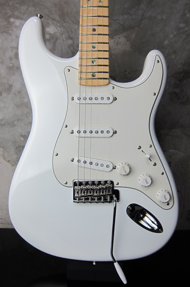 画像1: Fender Custom Shop Robin Trower Stratocaster / Arctic White