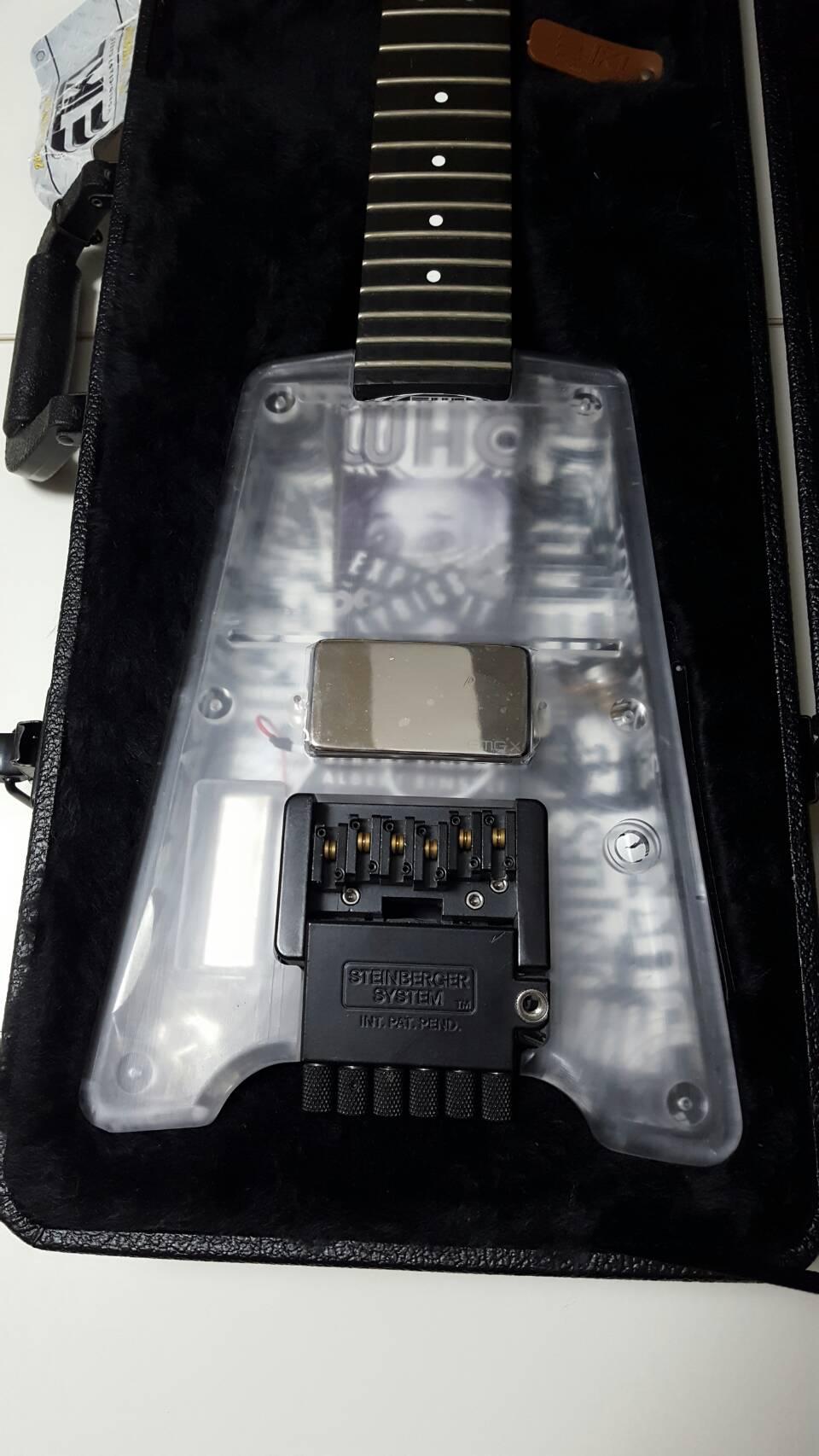 画像3: Steinberger Repair 修理 / Custom / オリジナルパーツ / 加工 / 製作/お気軽にご相談下さい。