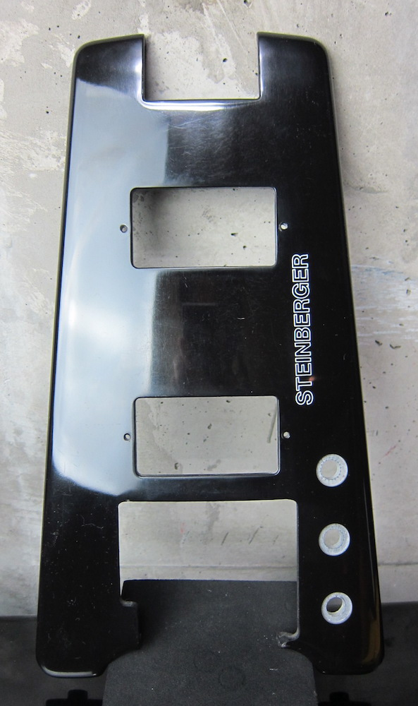 画像1: Steinberger Black Body Top Plate for XL-2T