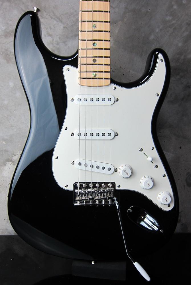 画像1: Fender Custom Shop Robin Trower Stratocaster Black