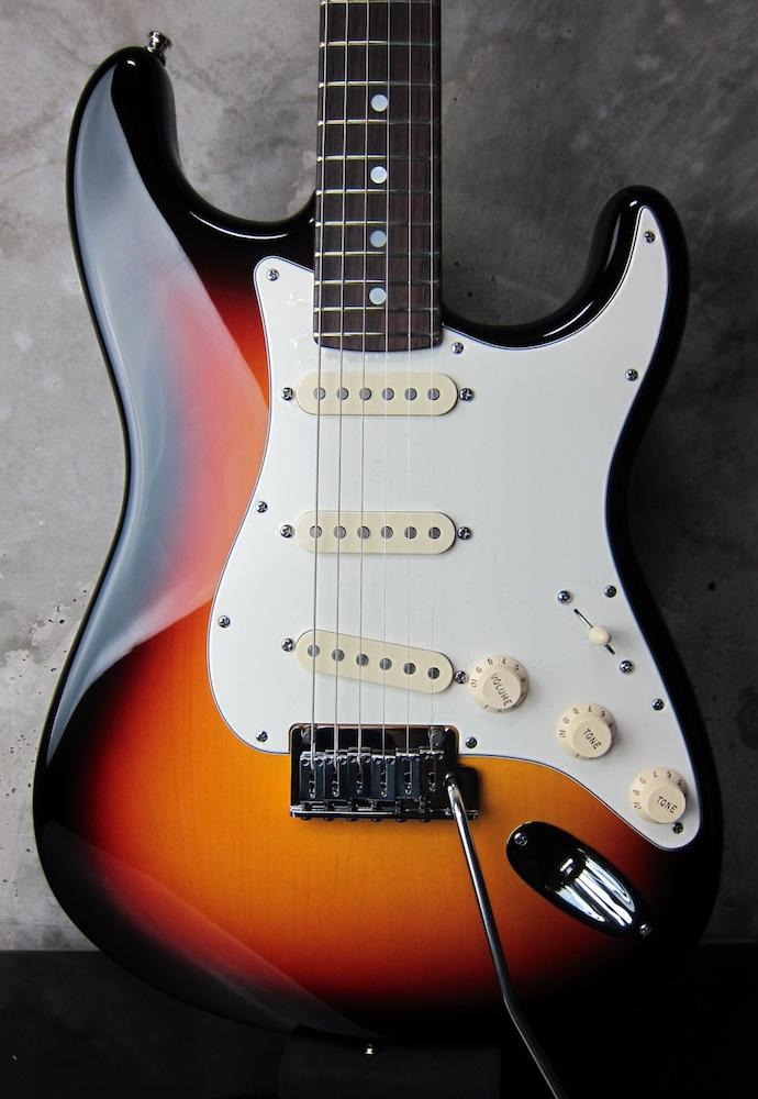 画像1: Fender Custom Shop Stratocaster Pro NOS Three Tone Sunburst
