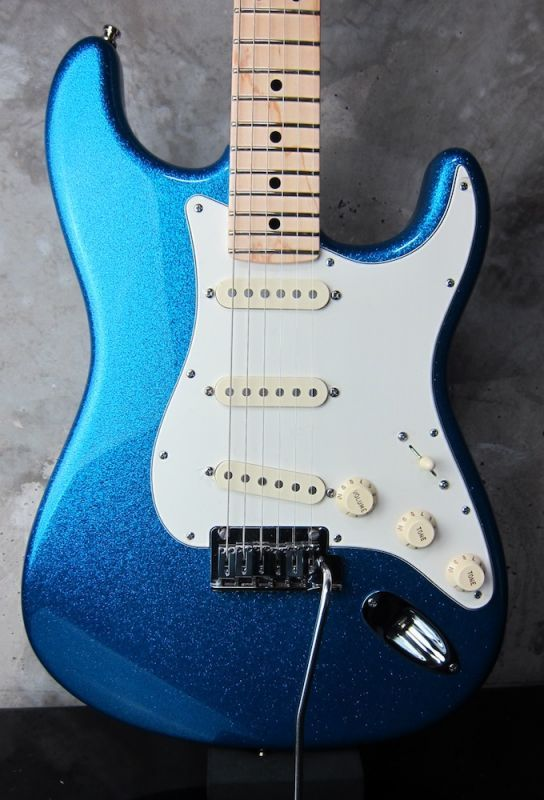 画像1: Fender Custom Shop Pro NOS Blue Sparkle