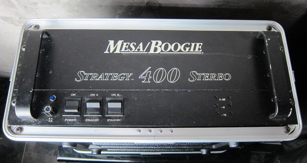 画像1: Mesa /Boogie Strategy 400 Power Amp