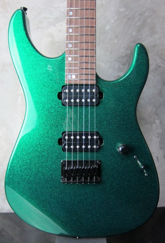 画像1: David Thomas McNaught Street Lethal Emerald Green Flake