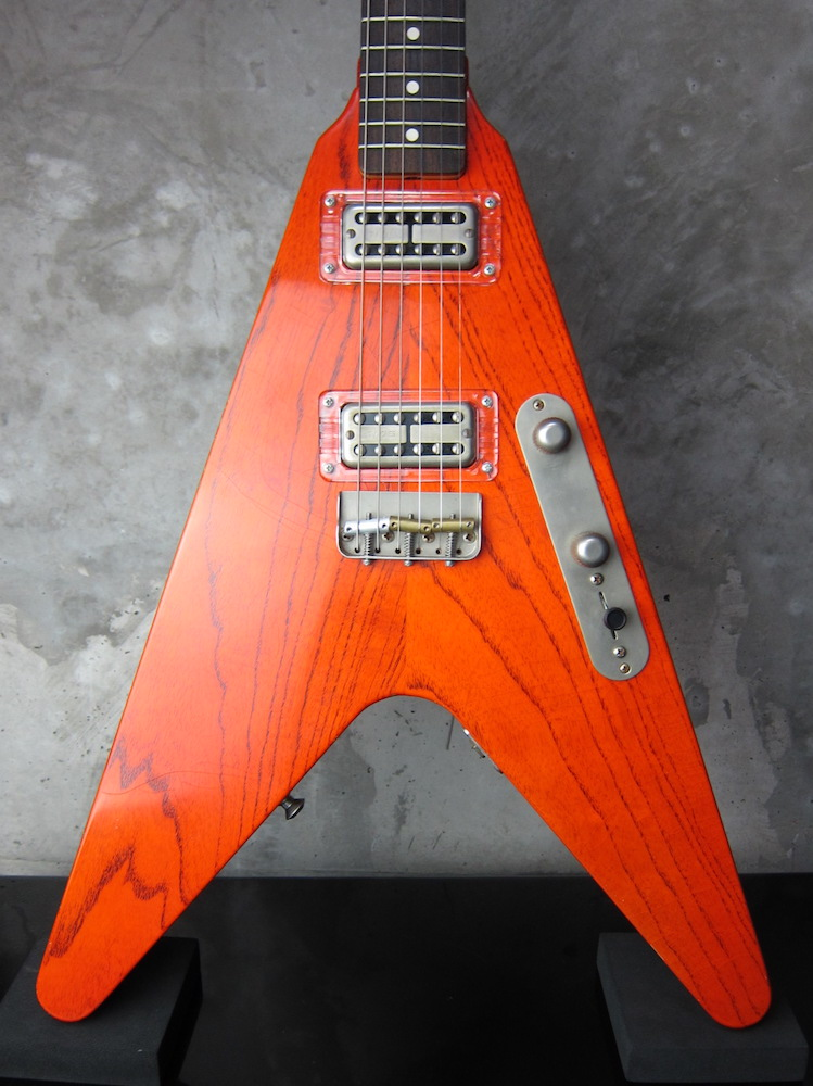 "画像1: RS Guitarworks Tee Vee ""60S"" Orange"