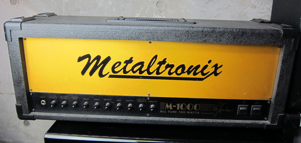 画像1: Lee Jackson Metaltronix M-1000